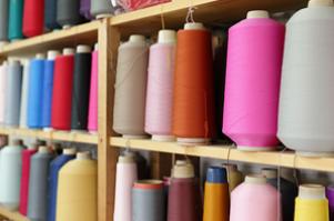 ポイント1 糸商と提携しているから珍しい素材の靴下を作れる